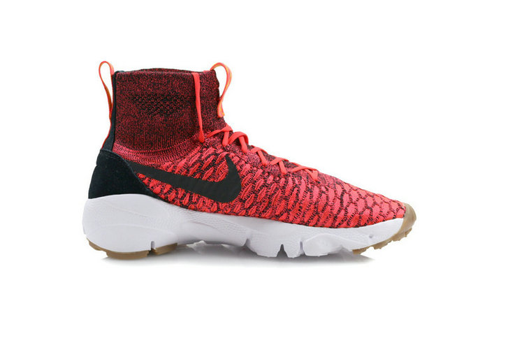 Cheap Nike Air Footscape Magista Flyknit Fire Red Black On VaporMaxRunning