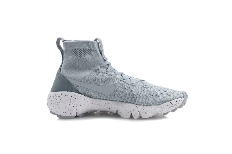 Cheap Nike Air Footscape Magista Grey White On VaporMaxRunning