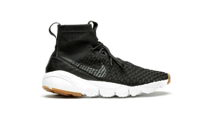 Cheap Nike Air Footscape Magista SP Black Grey White Gold On VaporMaxRunning