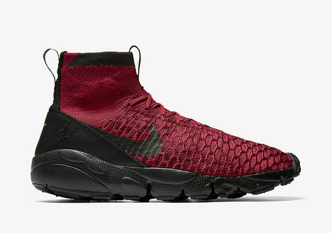 Cheap Nike Air Footscata Magista Deep Burgundy On VaporMaxRunning