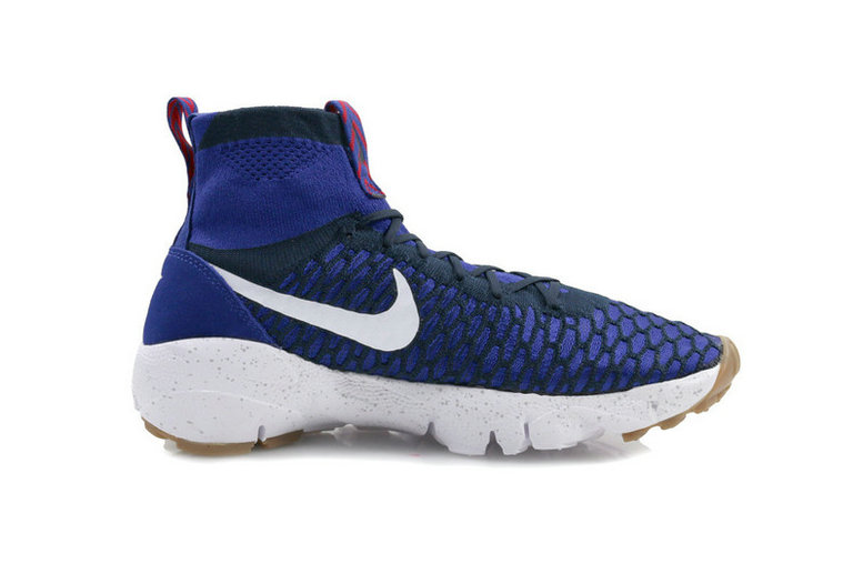Cheap Nike Air Footscape Magista Flyknit F.C.Deep Royal Blue Dark On VaporMaxRunning