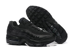 Cheap Nike Air Max 95 20th Anniversary Mens Black All On VaporMaxRunning
