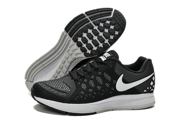 Cheap Nike Zoom Pegasus 31 Black White On VaporMaxRunning