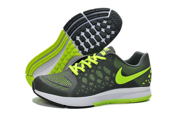 Cheap Nike Zoom Pegasus 31 Green Grey White On VaporMaxRunning