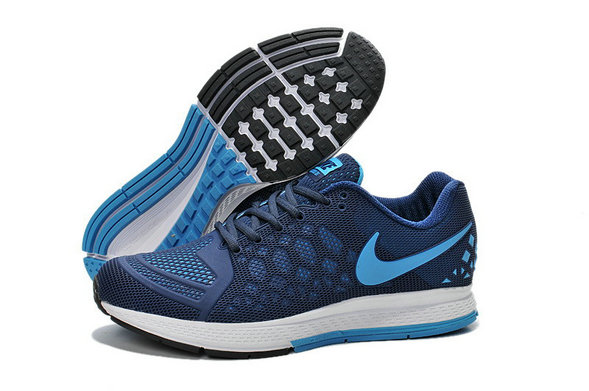 Cheap Nike Zoom Pegasus 31 Navy Blue Black White On VaporMaxRunning