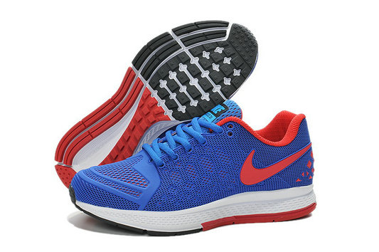 Cheap Nike Zoom Pegasus 31 Red Blue Black White On VaporMaxRunning