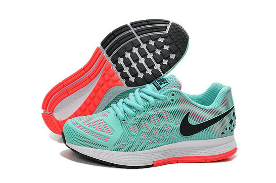 Cheap Nike Zoom Pegasus 31 Women Pink Grass Green Grey Black On VaporMaxRunning
