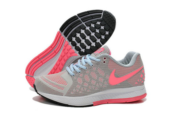 Cheap Nike Zoom Pegasus 31 Women Pink Grey On VaporMaxRunning