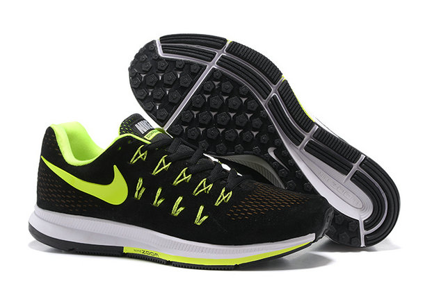 Cheap Nike Air Zoom Pegasus 33 White Green Black On VaporMaxRunning