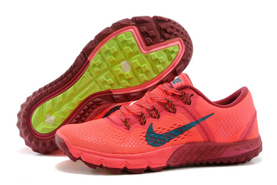 Cheap Nike Zoom Terra Kinger 2 Womens Watermel On RedOn VaporMaxRunning