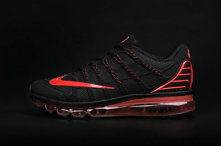 Cheap AirMax 2016 Red Black On VaporMaxRunning