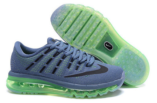 Cheap Air Max 2016 Purple Black Dark Grey Green Shoes On VaporMaxRunning