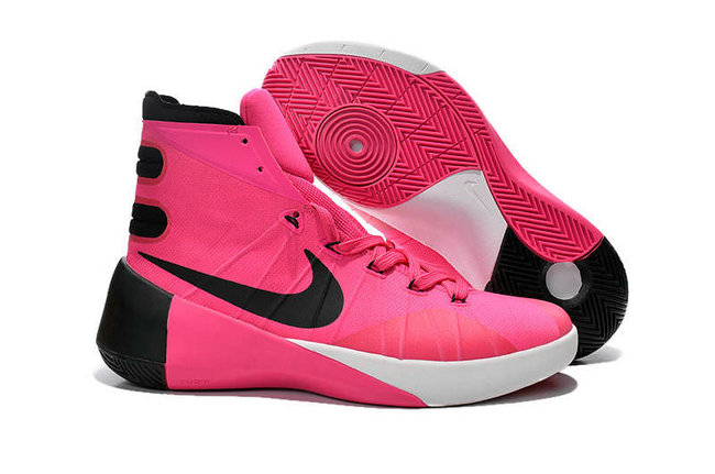 Nike Hyperdunk 2015 Cheap  On Sale Hyper Pink Black WhiteOn VaporMaxRunning