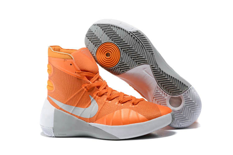 Nike Hyperdunk 2015 Cheap  On Sale Orange Metallic Silver WhiteOn VaporMaxRunning