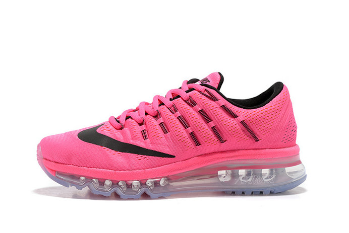 Cheap Nike AirMax 2016 Pink Black On VaporMaxRunning