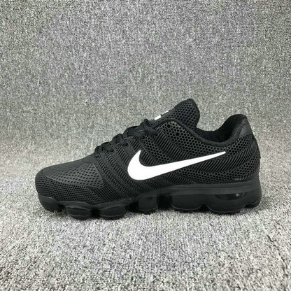 Cheap Air Max 2017 x Max 2018 Fusion Black White On VaporMaxRunning