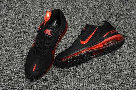 Cheap Nike Air Max 2017 x 360 Fusion Red Black On VaporMaxRunning