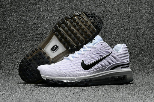 Cheap Nike Air Max 2017 x 360 Fusion White Black On VaporMaxRunning