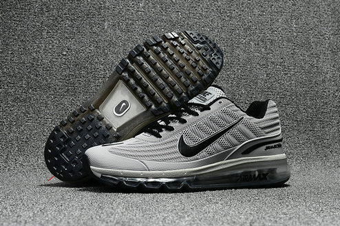 Cheap Nike Air Max 2017 x 360 Fusion Grey Black On VaporMaxRunning