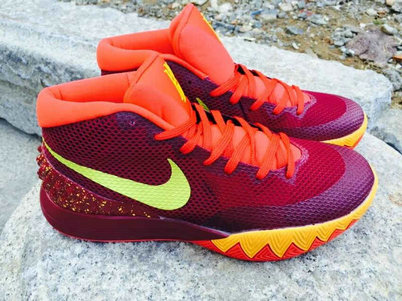 Cheap Nike Kyrie 1 2016 iD Multi Color 747423 991 On VaporMaxRunning