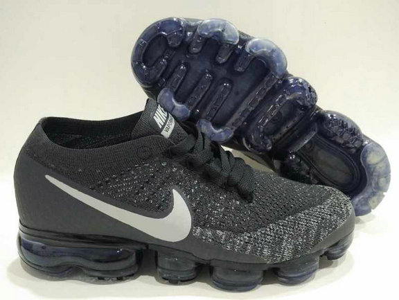 Cheap Air VaporMax 2018 Black White On VaporMaxRunning