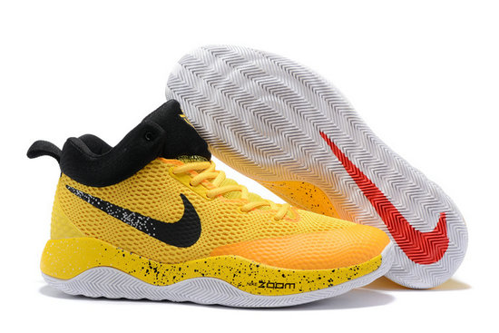 Cheap Nike HyperRev 2017 Yellow Black White On VaporMaxRunning