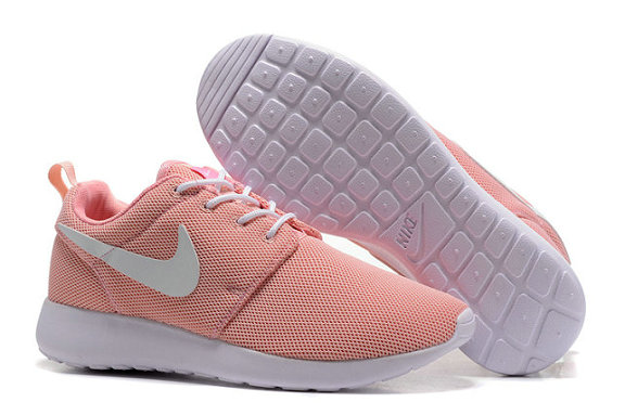 Cheap Nike Roshe One Womens Pink White On VaporMaxRunning