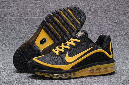 Cheap Nike Air Max 2017 Nanometer Gold Black On VaporMaxRunning