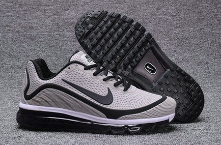 Cheap Nike Air Max 2017 Nanometer Grey Black On VaporMaxRunning