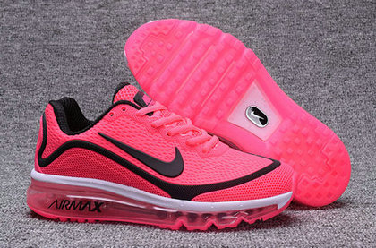 Cheap Nike Air Max 2017 Nanometer Womens Pink Black White On VaporMaxRunning