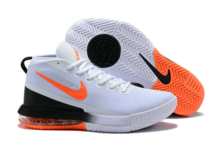 2018 Cheap Nike Air Max Dominate Orange White Black On VaporMaxRunning