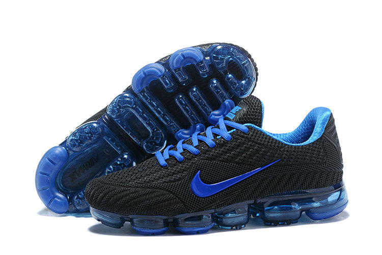 2018 NikeLab Air Max x Cheap Nike Air Max 2018 Black Team Blue On VaporMaxRunning