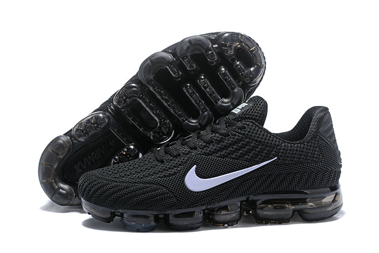 2018 NikeLab Air Max x Cheap Nike Air Max 2018 Black White On VaporMaxRunning