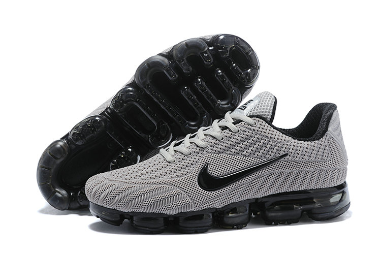 2018 NikeLab Air Max x Cheap Nike Air Max 2018 Grey Black On VaporMaxRunning