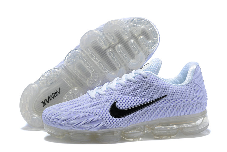 2018 NikeLab Air Max x Cheap Nike Air Max 2018 White Black On VaporMaxRunning