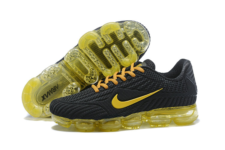 2018 NikeLab Air Max x Cheap Nike Air Max 2018 Yellow Black On VaporMaxRunning