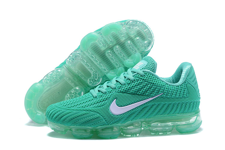 2018 NikeLab Air Max x Cheap Womens Nike Air Max 2018 Apple Green On VaporMaxRunning