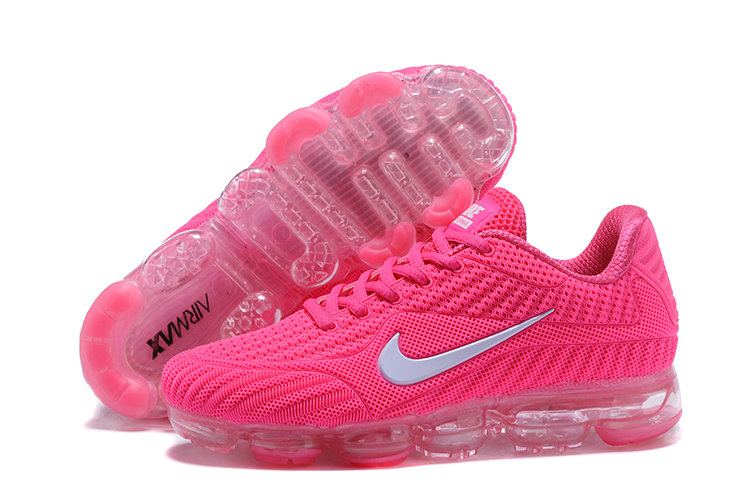 2018 NikeLab Air Max x Cheap Womens Nike Air Max 2018 Pink Grey On VaporMaxRunning