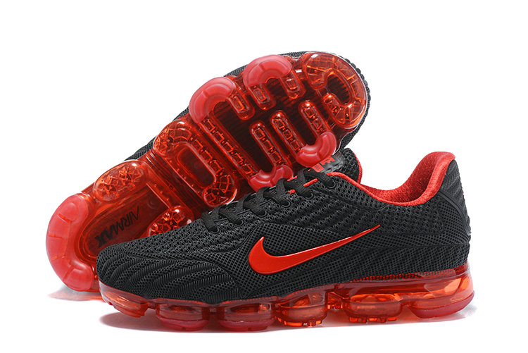 2018 NikeLab Air Max x Cheap Womens Nike Air Max 2018 University Red Black On VaporMaxRunning