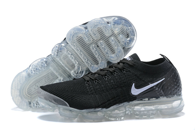 2018 NikeLab VaporMax x Cheap Nike Air VaporMax 2.0 Triple Black White On VaporMaxRunning