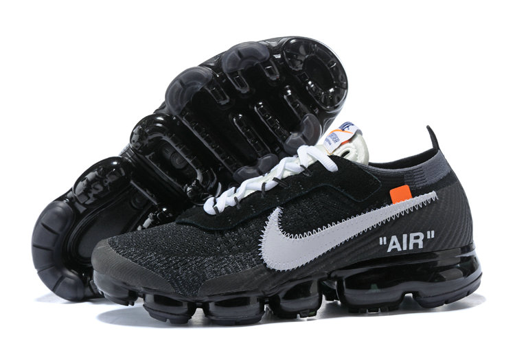 88faea05136 2018 NikeLab VaporMax x Cheap Nike Air VaporMax OFF White Black White On  VaporMaxRunning