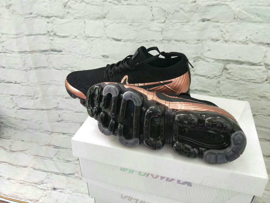 bb5ffb1266b86 2018 NikeLab VaporMax x Cheap Nike Air Vapormax 2.0 Golden Black On  VaporMaxRunning