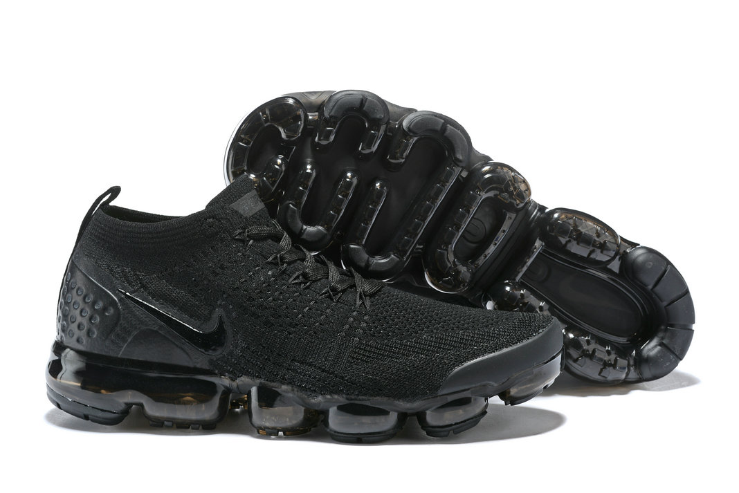 c5890f621de 2018 NikeLab VaporMax x Cheap Nike Air Vapormax 2.0 Triple Black All On  VaporMaxRunning