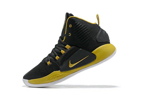 Cheap 2018 Nike Hyperdunk X Black Metallic Gold-White Mens Size Free Shipping On VaporMaxRunning
