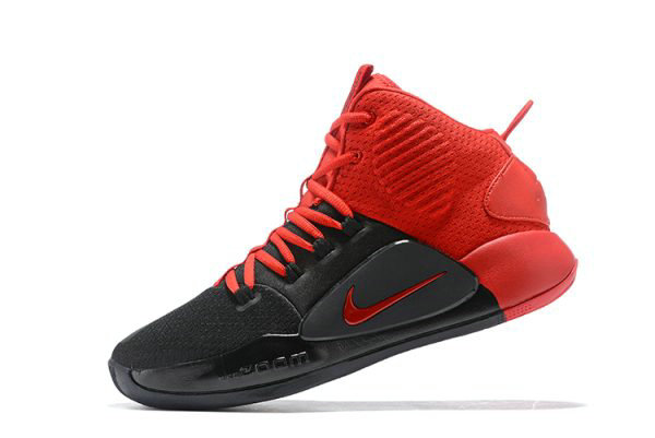 Cheap 2018 Nike Hyperdunk X Black University Red For Sale Free Shipping On VaporMaxRunning