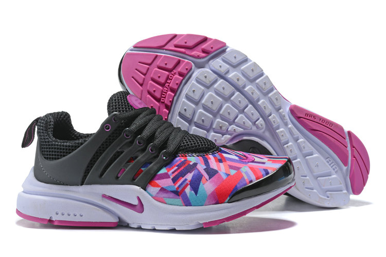 2018 Nike Air Presto x Cheap Nike Air Presto Black Purple White On VaporMaxRunning