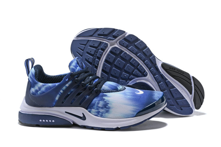 2018 Nike Air Presto x Cheap Nike Air Presto Blue White On VaporMaxRunning