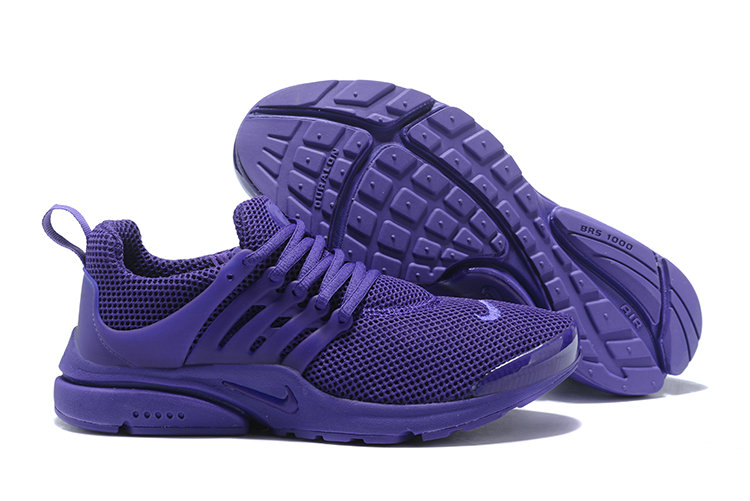 2018 Nike Air Presto x Cheap Womens Nike Air Presto TP QS Triple Purple On VaporMaxRunning
