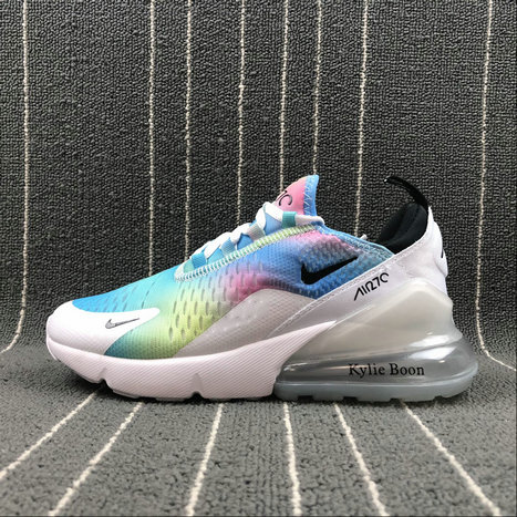 newest collection a946a a139b 2018 WOMENS NIKE AIR MAX 270 FLT GOLD BLACK LIGHT BONE OR ...
