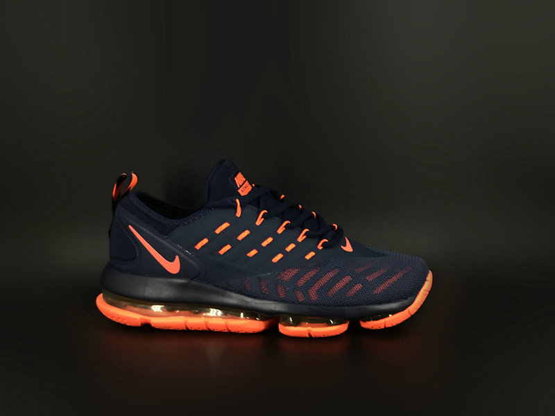 Nike Shoes Cheap Nike Air Maxs 2019 Navy Blue Orange For Mens On VaporMaxRunning